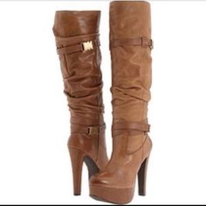 Jessica Simpson Alster Boots Size 10